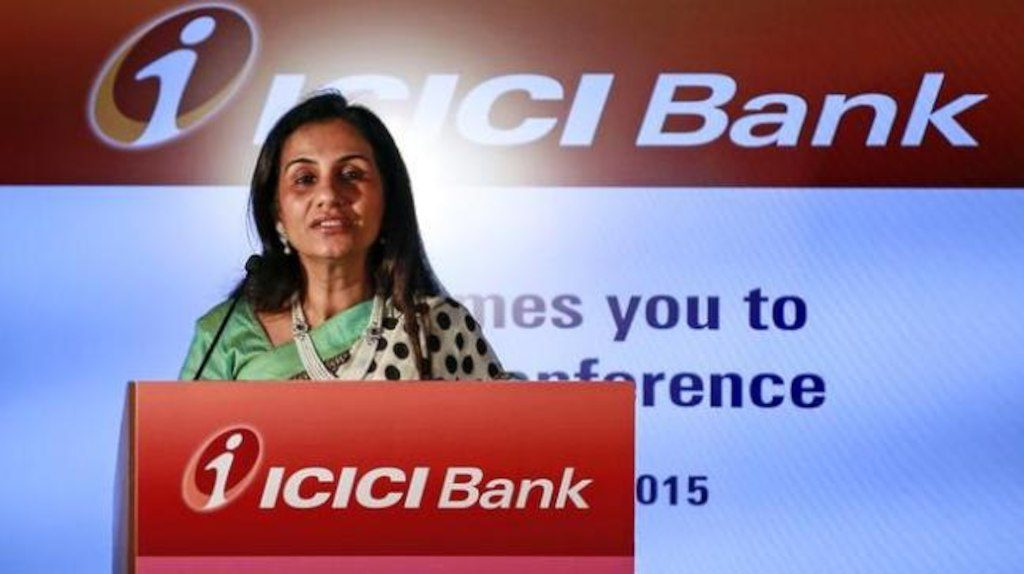 ICICI to Hold 'Independent' Enquiry into Allegations Against CEO Kochhar
