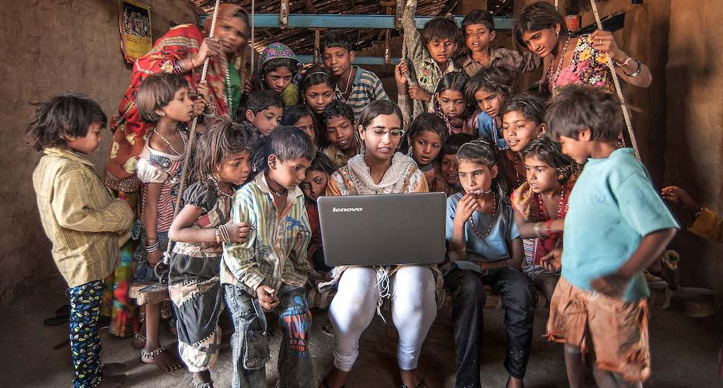 Telcos, Techies and Teachers: Travesty of Digital Inclusion in India