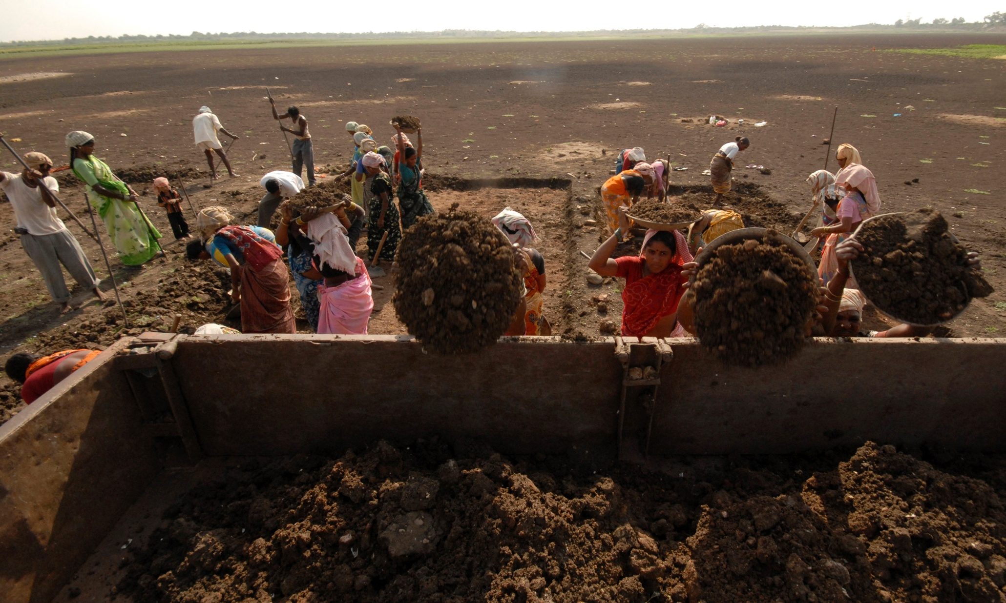 MGNREGA Funds Frozen? 99% of Wages Remain Unprocessed for April 2018