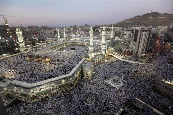 Persons With Disabilities Barred from Haj as They May Go and Beg: Centre