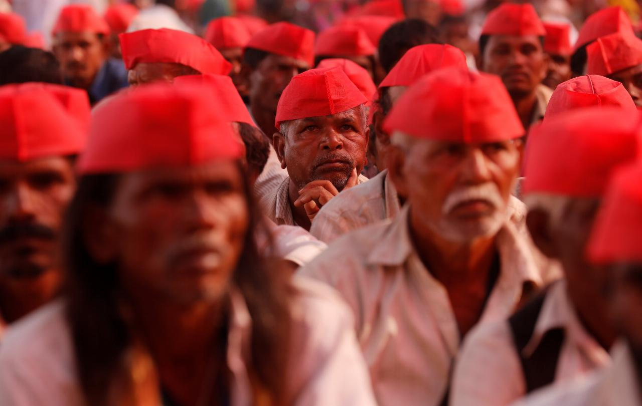 A Month After Long March, Have Farmers' Demands Been Fulfilled?