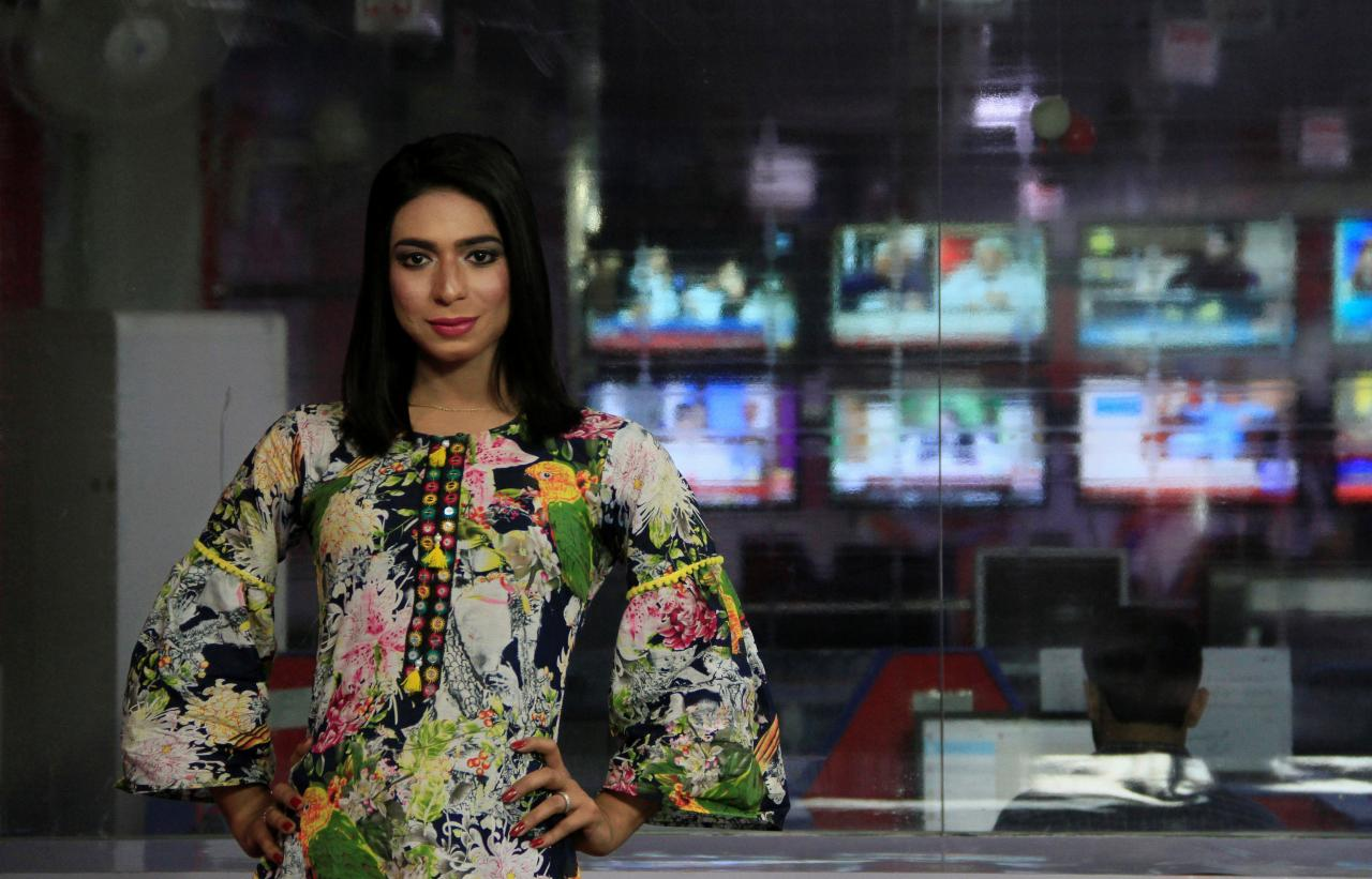 Meet Marvia Malik, the Transgender News Anchor Challenging Barriers in Pakistan