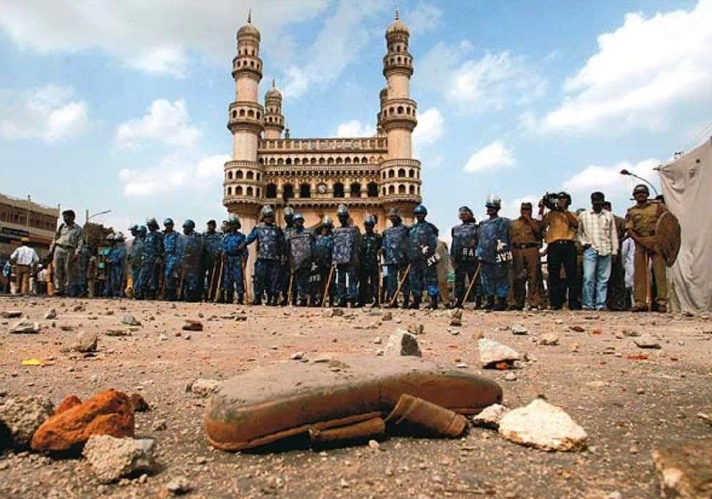 NIA Court Acquits Hindutva Activists Accused of Mecca Masjid Blast in Hyderabad
