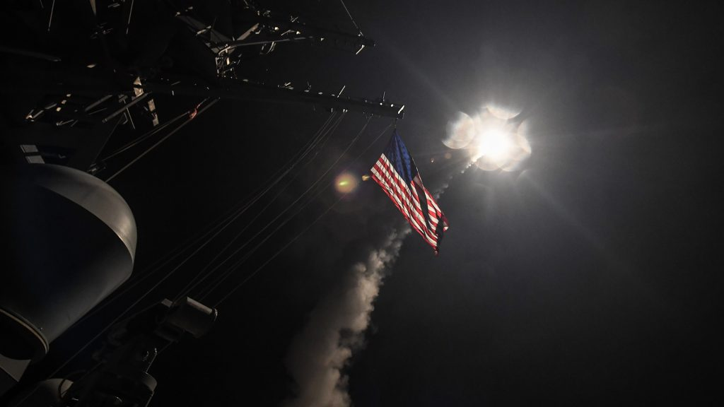 US-Led Air Strikes on Syria Expose the Absence of a Coherent Strategy