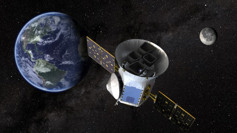 Nasa to Launch Telescope on SpaceX Rocket to Search for Alien Worlds