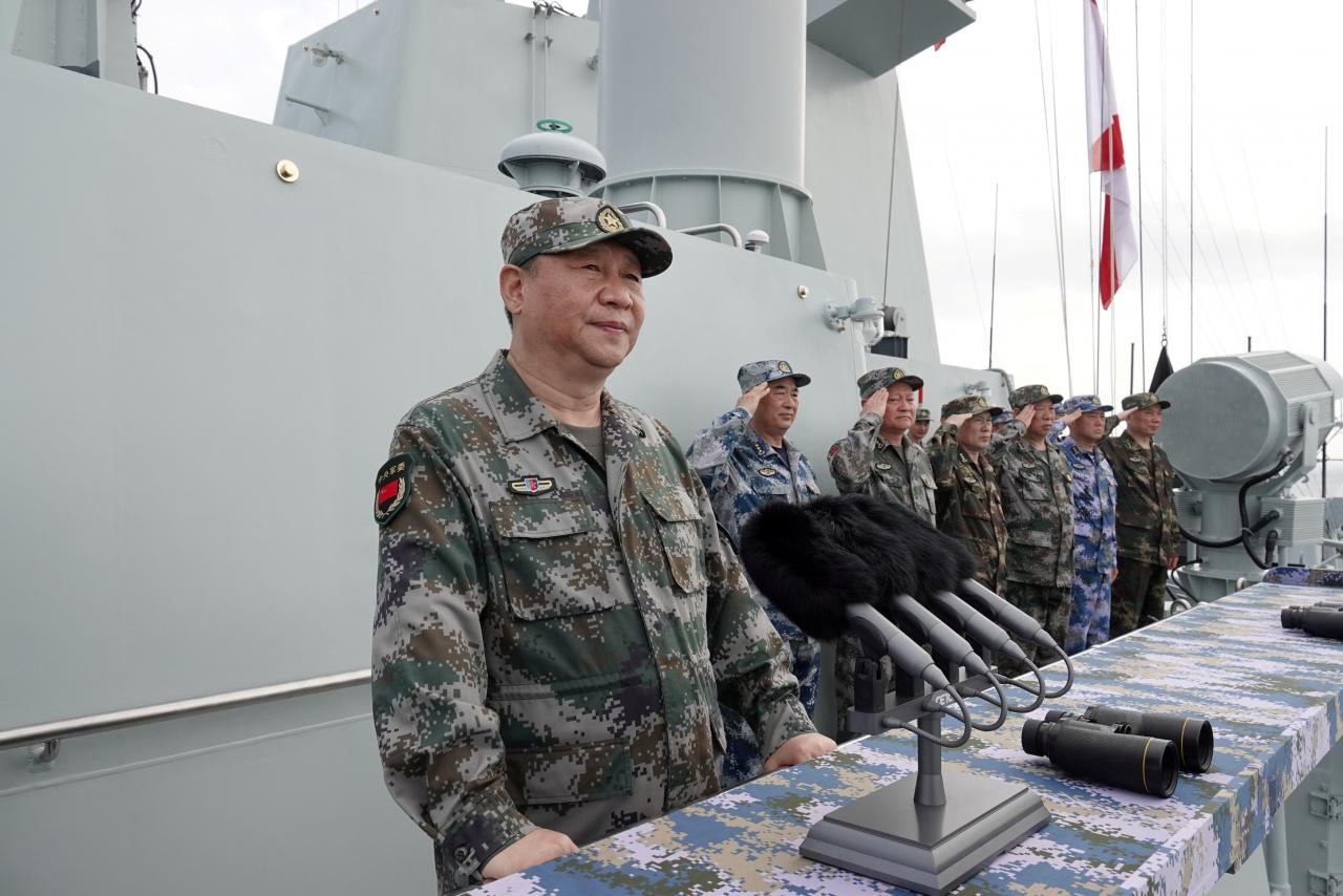 China's Coming of Age as a Maritime Power