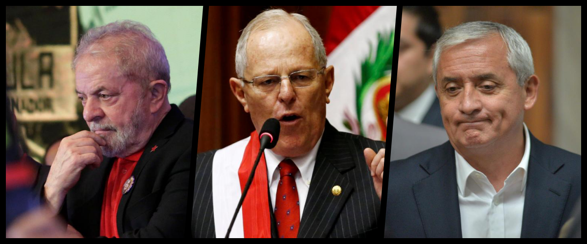 Latin America: 'The Mechanism' and the Cost of Corruption