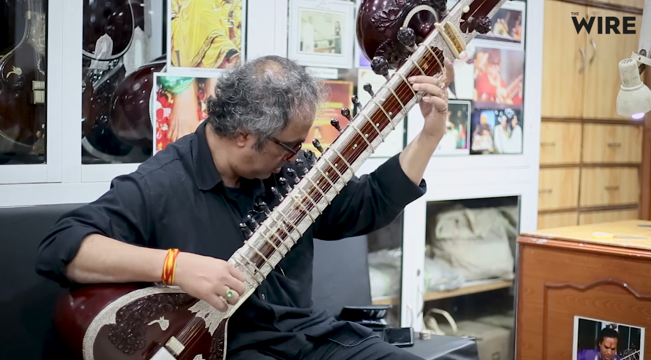 Watch: The Story of Rikhi Ram, India's Ministry of Classical Sounds