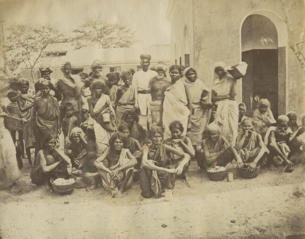 Past Continuous: The Deep Impact of the Bengal Famine on the Indian Psyche