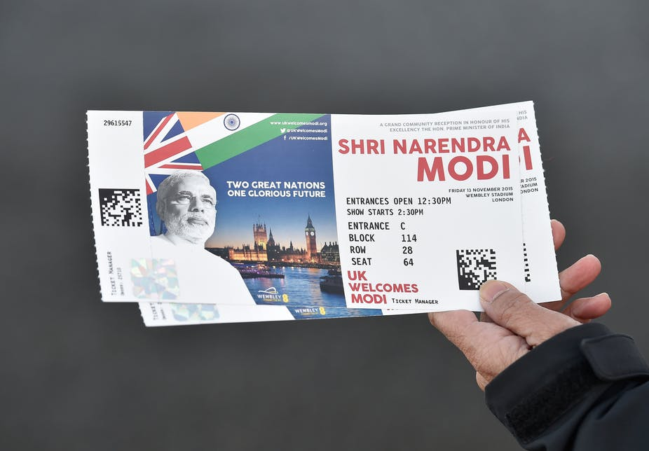 Modi in London: Act II May Not Go Quite as He Imagined