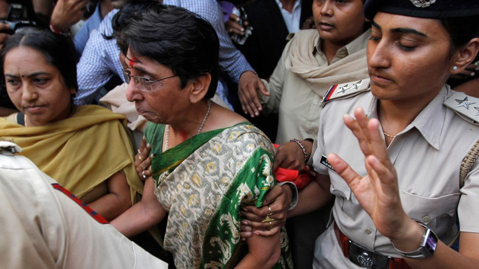 Maya Kodnani Acquitted in 2002 Gujarat Riots Case