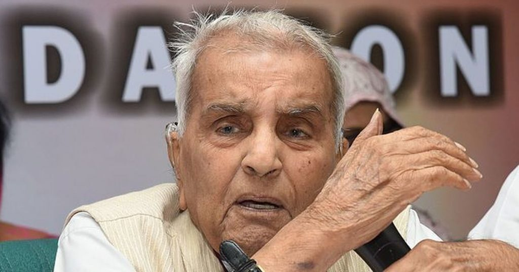 Rajinder Sachar, ex-Delhi HC Chief Justice passes away at 94