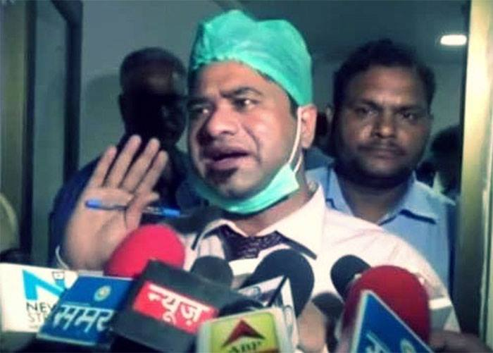 Kafeel Khan, Prime Accused in Gorakhpur Tragedy, Asserts Innocence in Letter