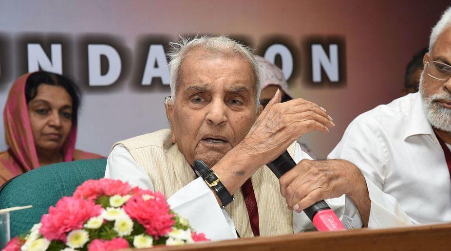 Rajinder Sachar.'