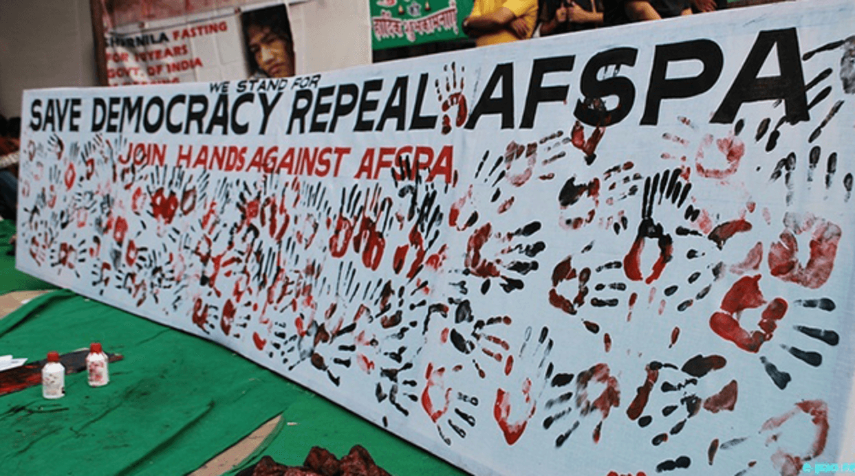 Home Ministry Revokes AFSPA in Meghalaya, Dilutes the Act in Arunachal