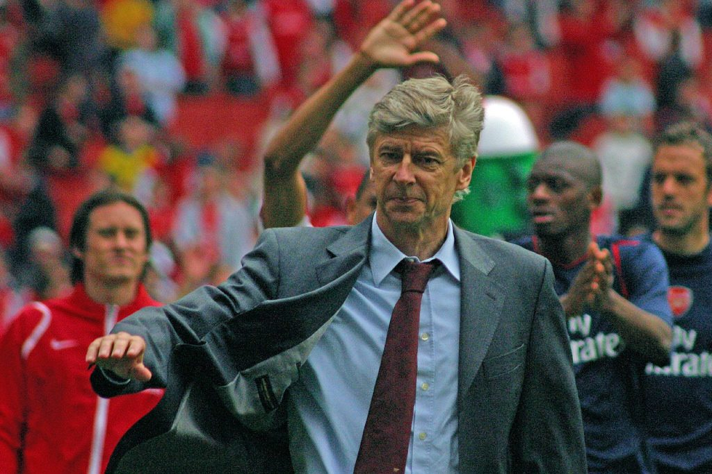 Arsène Wenger, Herald of the Winds of Change in English Football