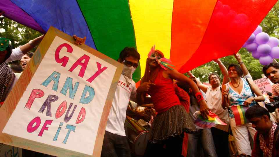 SC Notice to Centre on Plea Against Criminalisation of Homosexuality