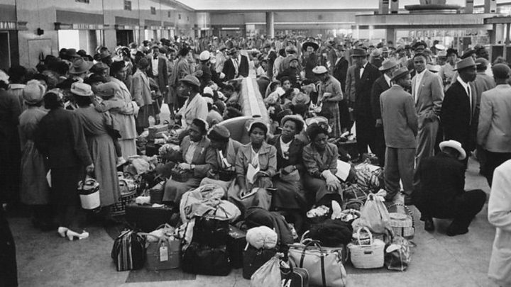 Windrush Generation: The History of Unbelonging