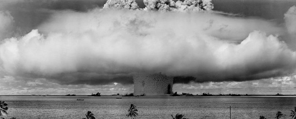 Chain Reaction: How a Soviet A-Bomb Test Led the US Into Climate Science