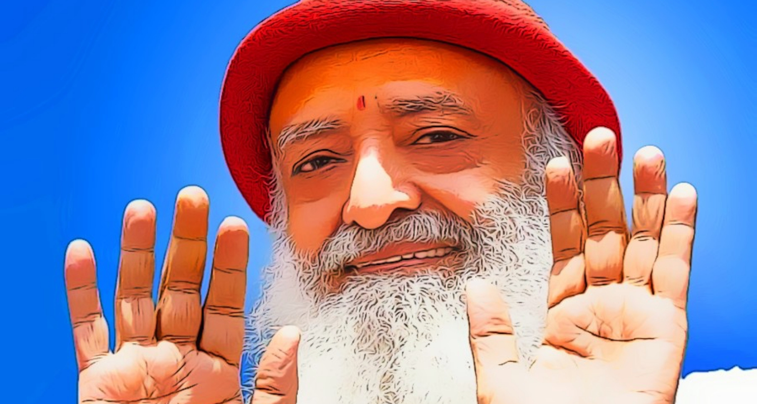 Asaram Bapu, Two Others Convicted of Raping Minor Girl