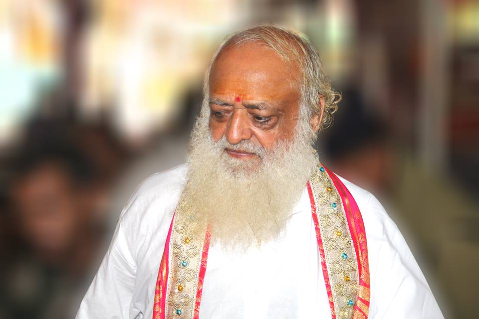 Asaram Bapu Sentenced to Life Imprisonment in 2013 Rape Case
