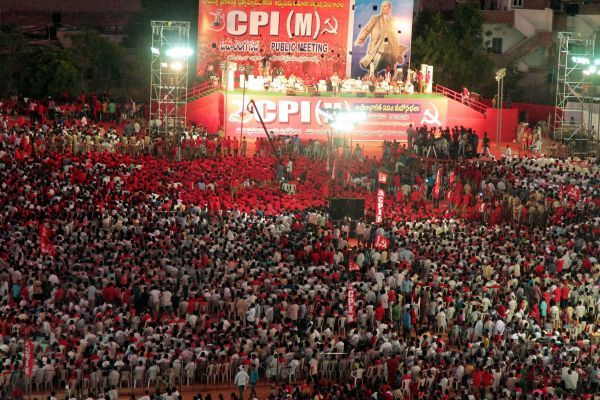 How CPI(M)'s Hyderabad Congress Managed to Save the Party from Splitting
