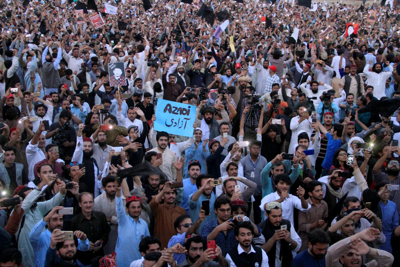 Pakistan's Pashtuns Rattle Government Even as Media Censorship Takes a Dangerous Turn