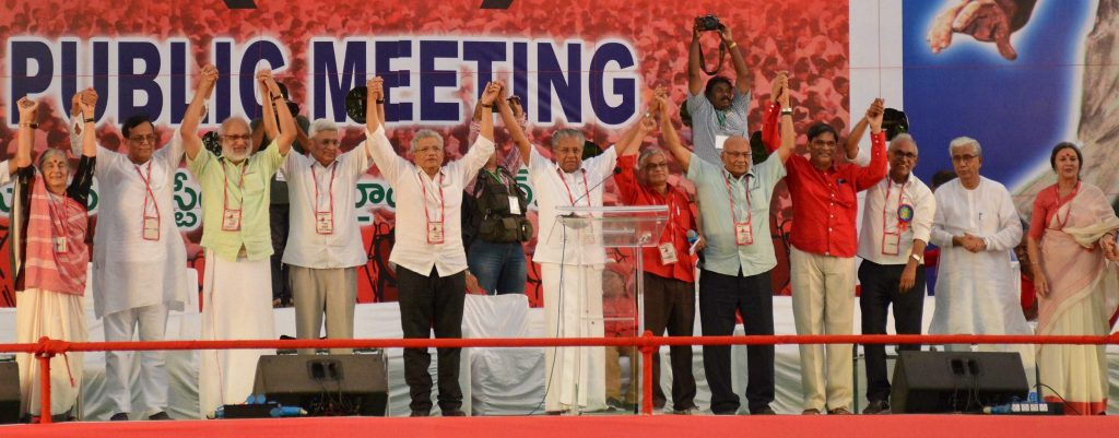 Can Sitaram Yechury Stop the Left From Disintegrating?
