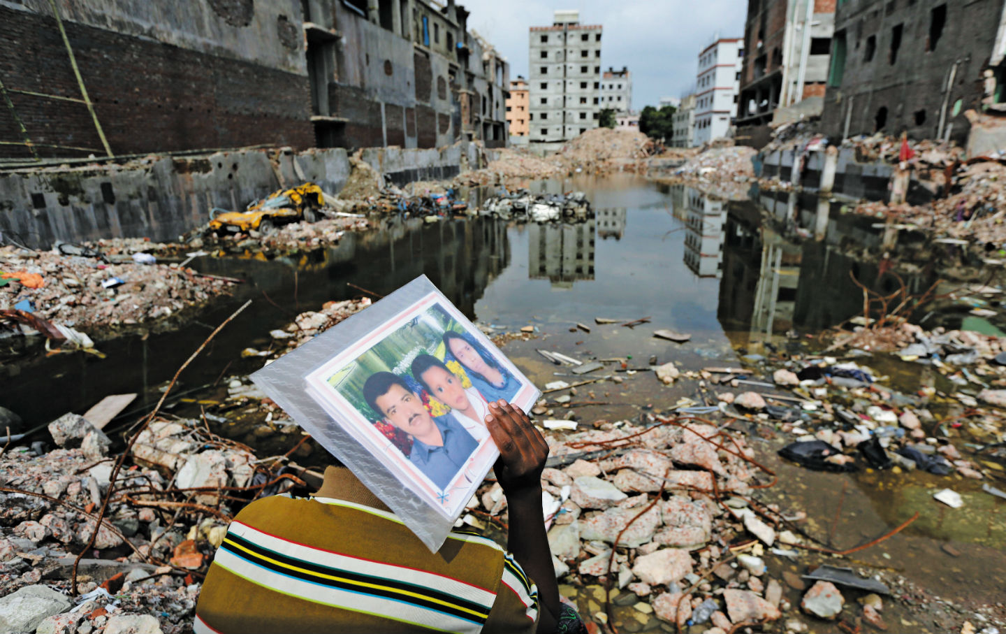 Five Years After the Tragedy, Bangladesh's Rana Plaza Is Still Falling