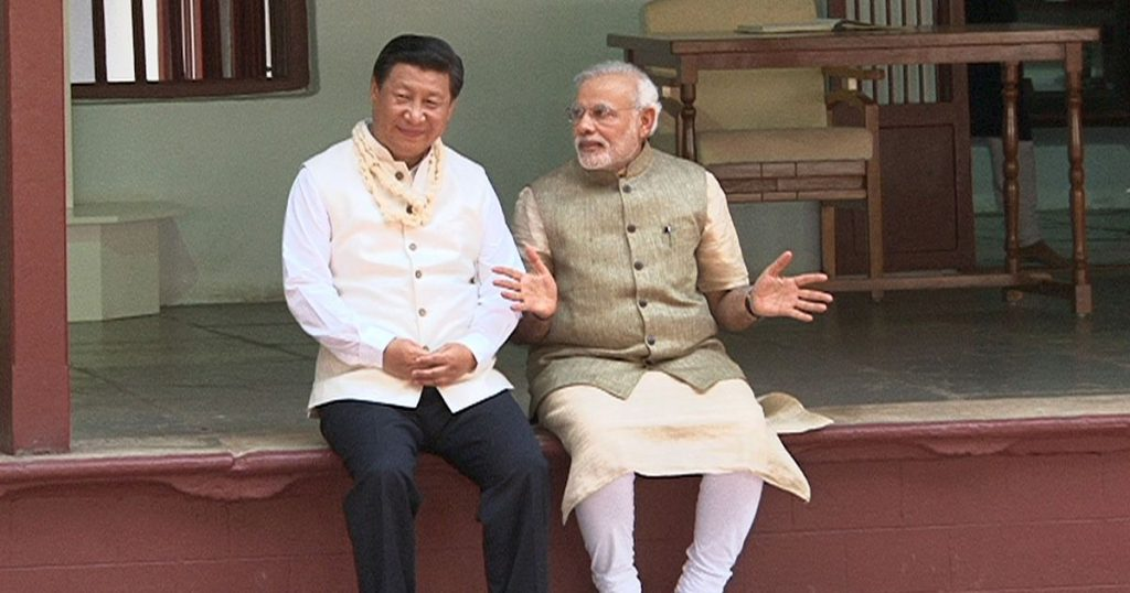 Prime Minister Modi Shuts Weibo Account After App Ban