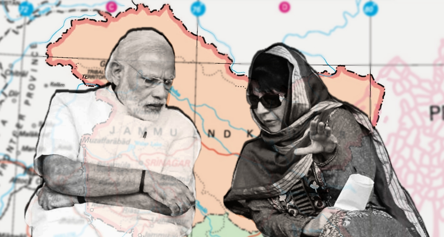 The BJP's Dangerous End Game in Kashmir