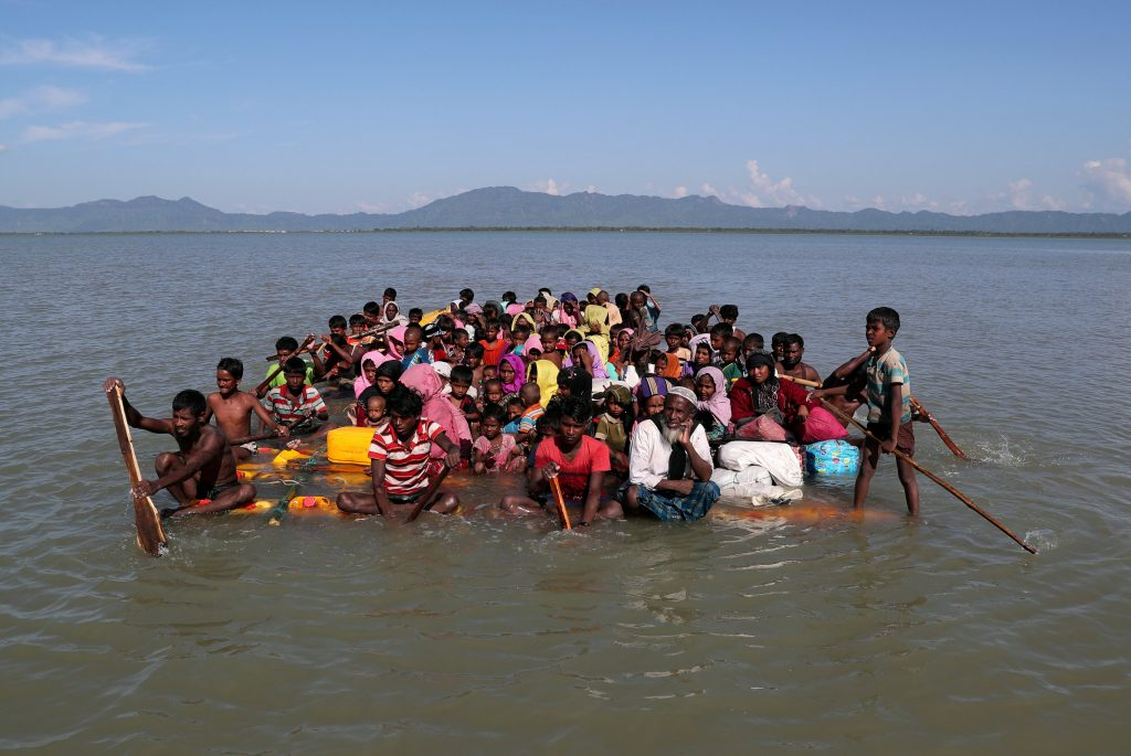 UN Security Council Puts Spotlight on Rohingya Refugee Crisis