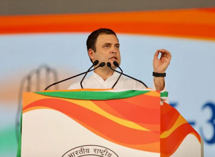 Does Rahul Gandhi Only Believe in the Hinduism of the Upper Castes?