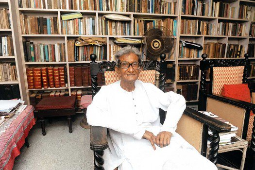 Ashok Mitra: Railing Against the Times, But Very Much a Part of Them