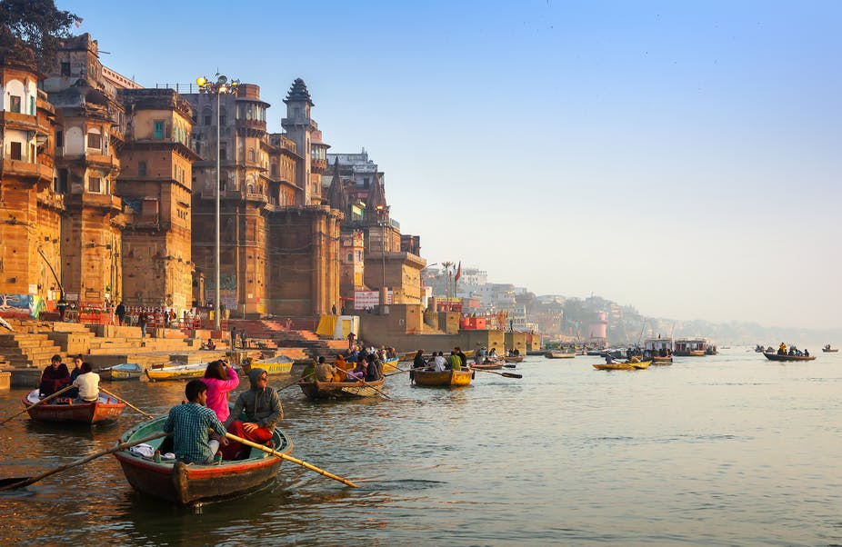 Varanasi Tried 'Pro-Poor' Tourism – but for the Youth, It's Still Survival of the Fittest