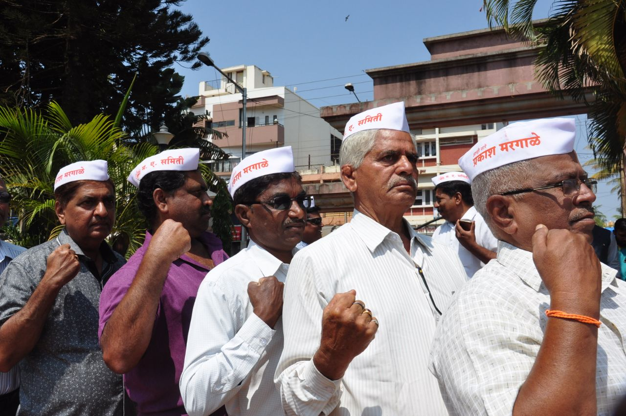 Despite Setbacks,Maharashtra Ekikaran Samiti Charges Ahead inKarnataka'sBelagavi