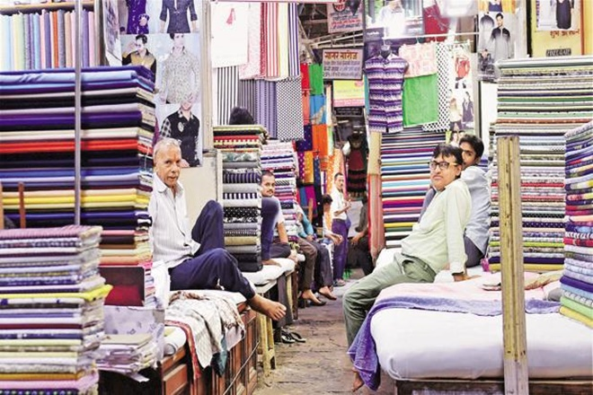 Squeezed Domestically and Globally, India's Garment Exports Are Being Stretched Thin