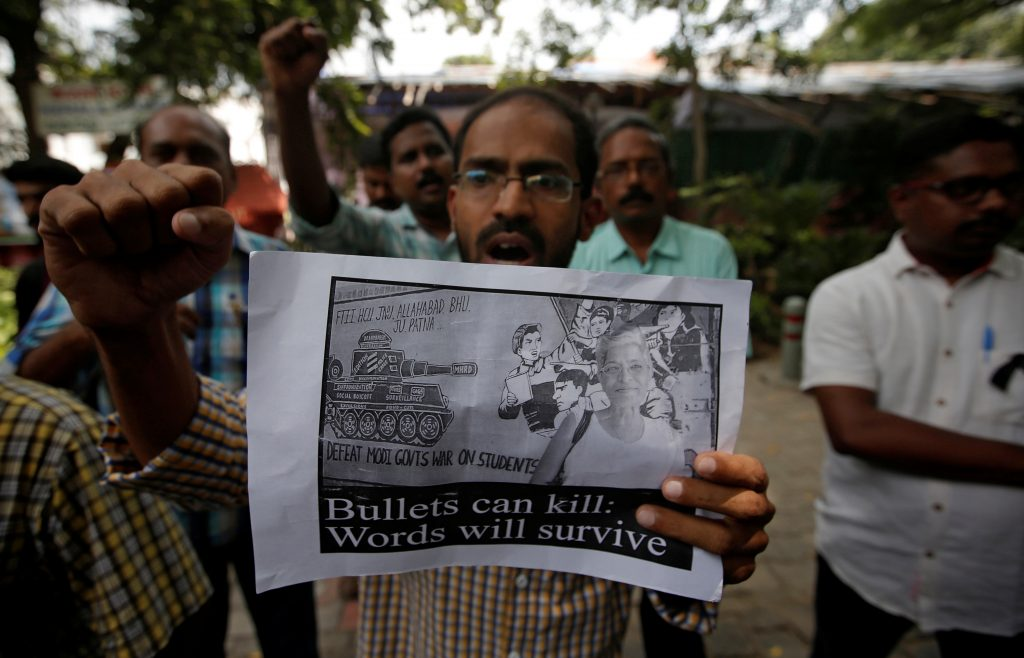 Amid Global Attack on Media, India Has an Opportunity to Stand for Press Freedom