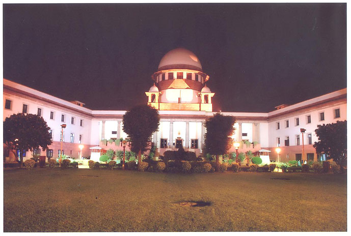 Supreme Court of India. Credit: supremecourt.nic.in