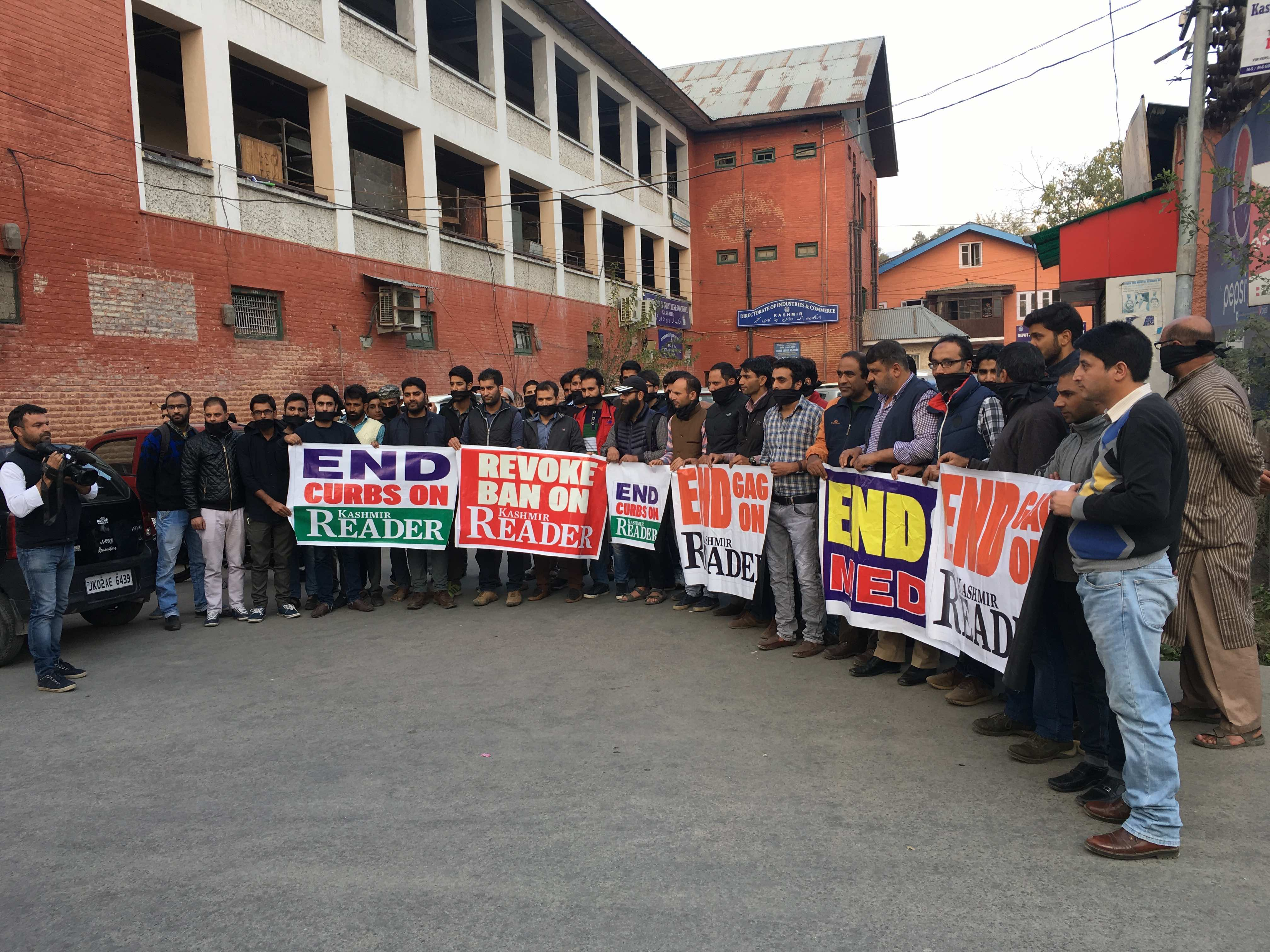 How Free is the Media in the Kashmir Valley?