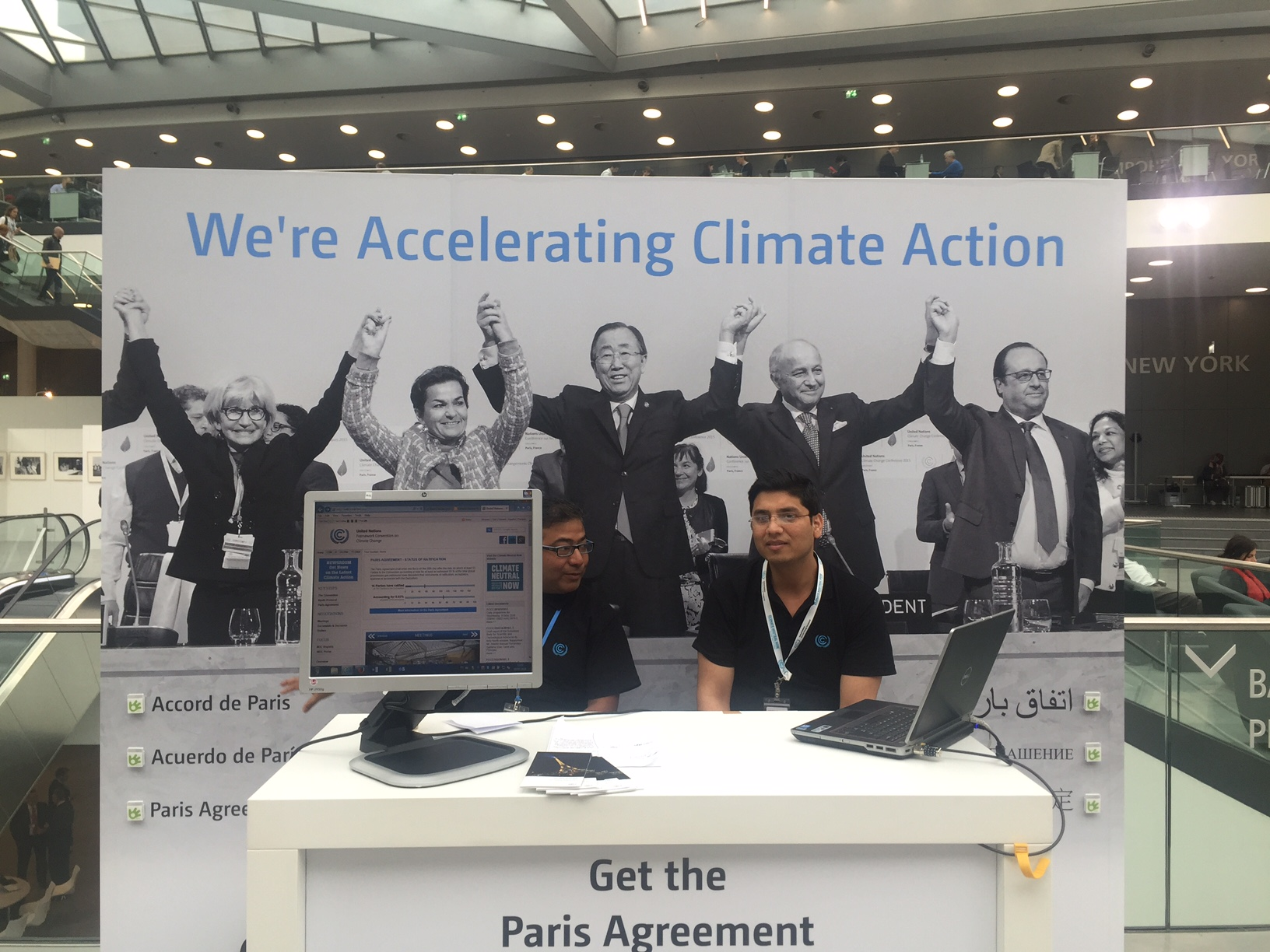 The optimism following the signing in December 2015 of the landmark Paris Agreement has waned as the world's largest carbon emitters have moved slowly to meet their Paris carbon reduction pledges. But even if those pledges were met, IPCC carbon counting loopholes could prevent the Paris Agreement from effectively curbing emissions and the worst impact of climate chaos. Credit: Justin CatanosoThe optimism following the signing in December 2015 of the landmark Paris Agreement has waned as the world's largest carbon emitters have moved slowly to meet their Paris carbon reduction pledges. But even if those pledges were met, IPCC carbon counting loopholes could prevent the Paris Agreement from effectively curbing emissions and the worst impact of climate chaos. Credit: Justin Catanoso