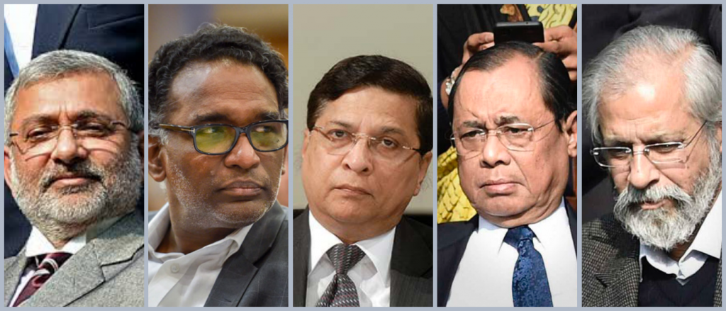 Inside Story of the Centre's Turf War with the Supreme Court Collegium