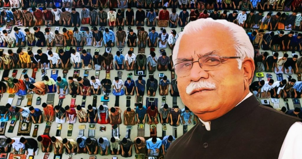 The BJP's Khattar Just Gave a Green Signal to Communal Hooligans in Haryana