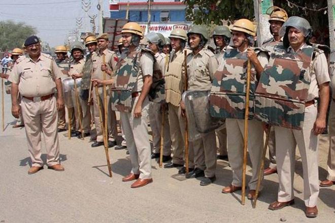 Haryana-police-PTI