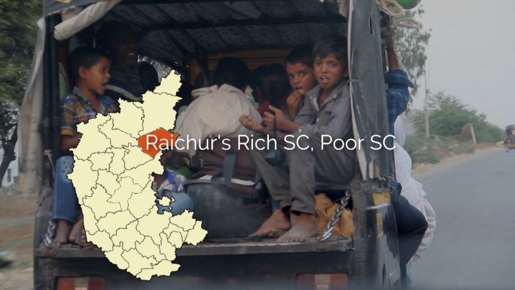 Video | Karnataka Poll Express: The Politics of Raichur's 'Rich SC, Poor SC'