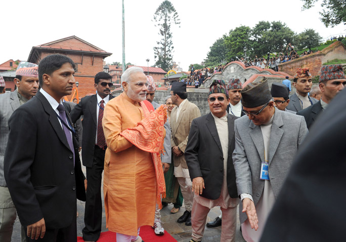 PM Modi Announces Rs 100 Crore Package to Develop Janakpur in Nepal