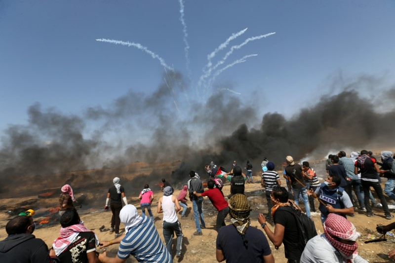 Israeli Gunfire Kills Another Palestinian as Border Protest Nears Climax