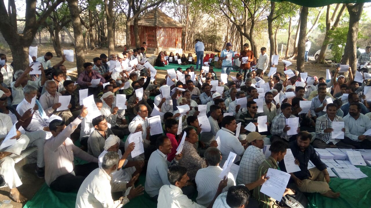As Land Acquisition Continues Unabated, Gujarat Farmers Seek Permission to Die