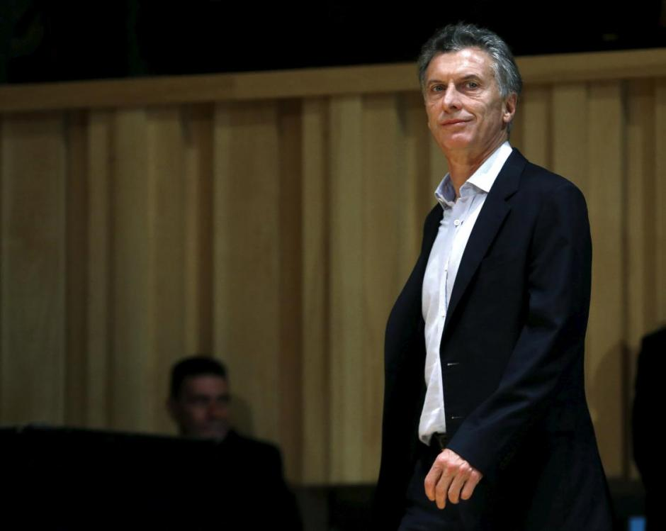 Argentina's Macri bashed as voters back predecessor's ticket
