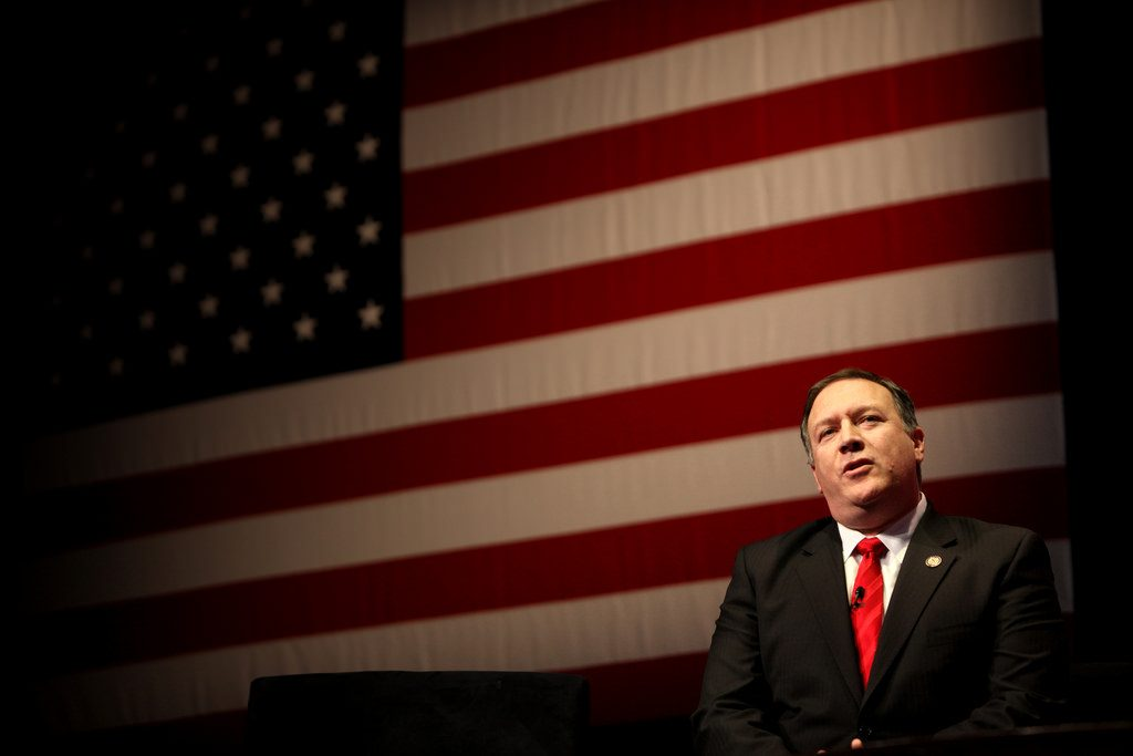 US Will Lift Sanctions on North Korea if it Denuclearises: Pompeo